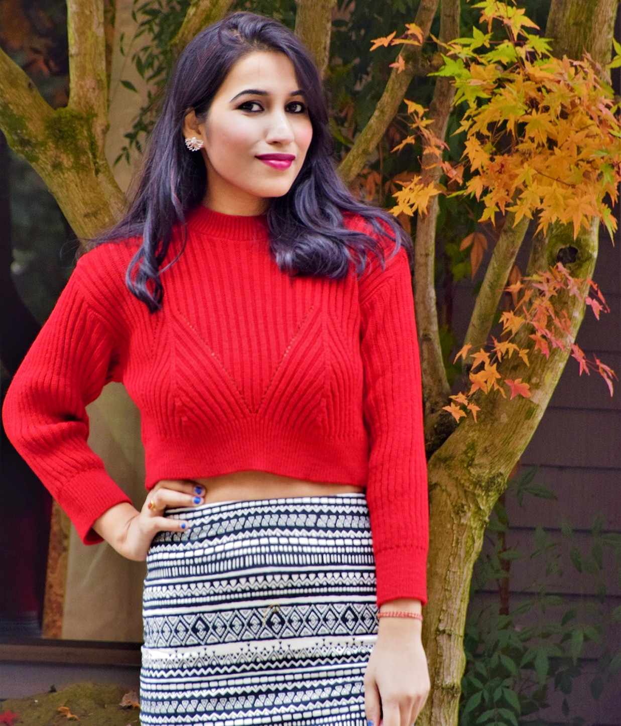 https://femmeluxefinery.co.uk/products/red-cable-knit-cropped-jumper-ivy