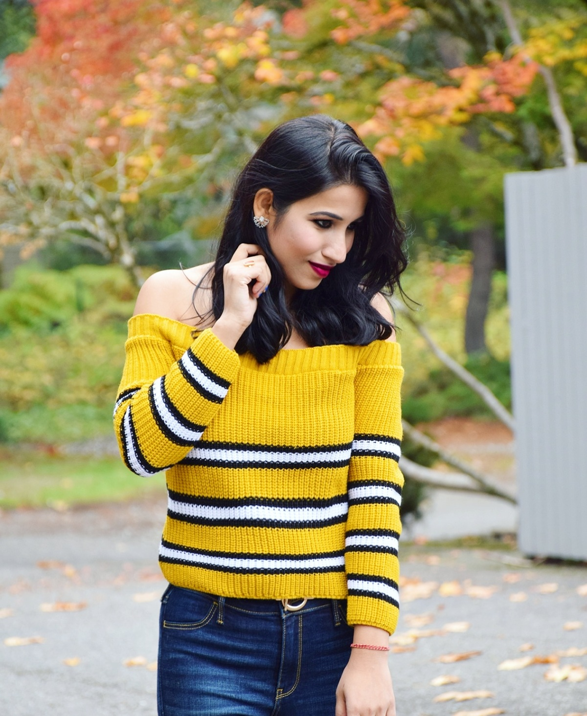 https://femmeluxefinery.co.uk/products/mustard-striped-bardot-knitted-jumper-sheena
